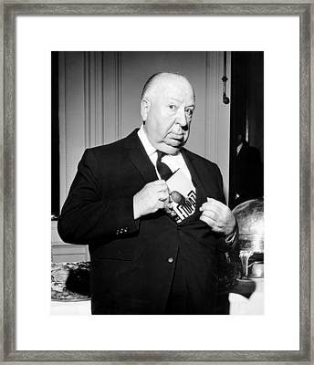 Topaz, Director Alfred Hitchcock Framed Print by Everett