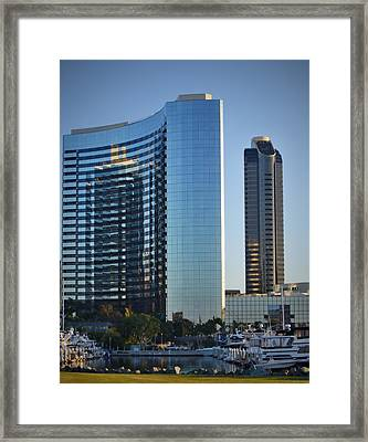 Tourist Town- San Diego Framed Print by See My  Photos