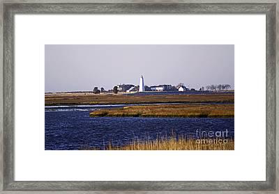 Toward Saybrook Framed Print by Joe Geraci