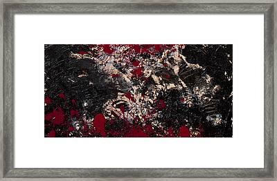 Tower Of Babel - 3 Of 3 Framed Print by Sora Neva