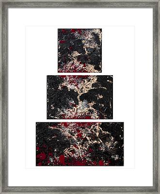 Tower Of Babel Framed Print by Sora Neva