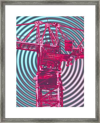 Towering 4 Framed Print by Wendy J St Christopher