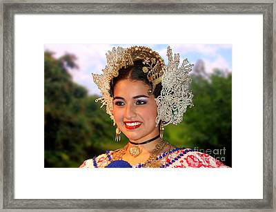 Tradition And Beauty Framed Print by Bob Hislop