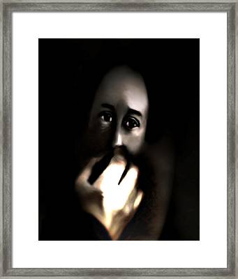 Trafficking Framed Print by Charles Carlos Odom