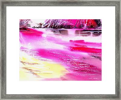 Tranquil 2 Framed Print by Anil Nene