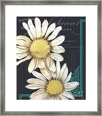 Tranquil Daisy 1 Framed Print by Debbie DeWitt