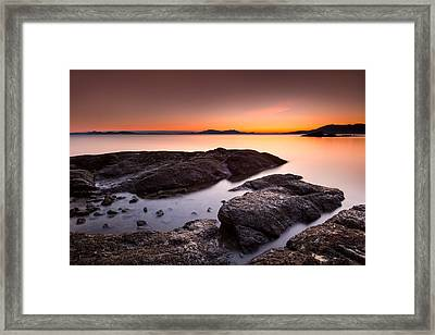 Tranquility Framed Print by Alexis Birkill