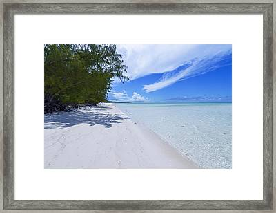 Tranquility Framed Print by Chad Dutson