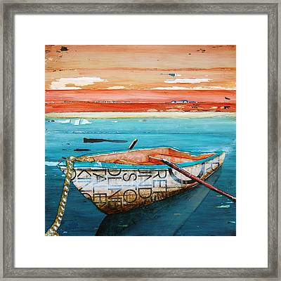 Tranquility Framed Print by Danny Phillips