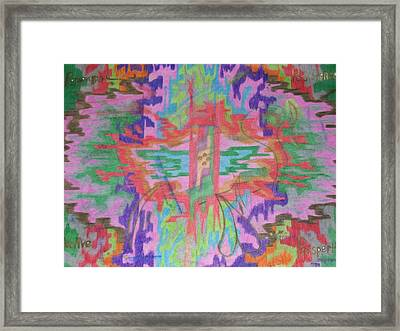 Tranquility Framed Print by Jonathon Hansen