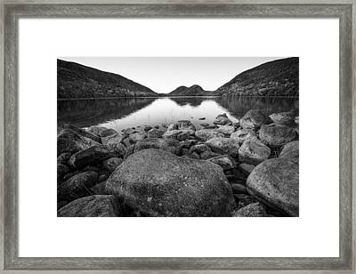 Tranquility Framed Print by Kristopher Schoenleber
