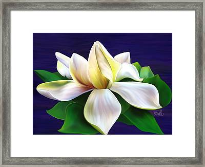 Tranquility Framed Print by Laura Bell