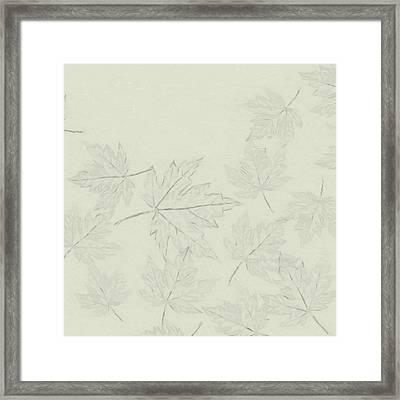 Transcending Time Framed Print by Lourry Legarde