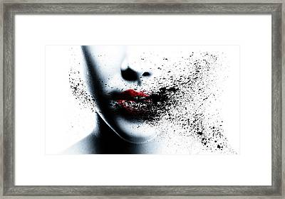 Transform Framed Print by Stefan Eisele