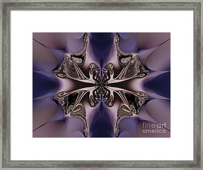 Transformation  Framed Print by Elizabeth McTaggart