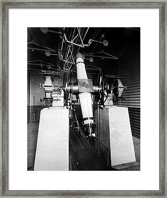 Transit Circle Framed Print by Royal Astronomical Society