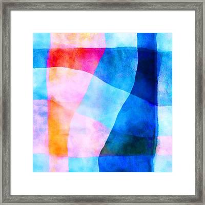 Translucence Number 1 Framed Print by Carol Leigh