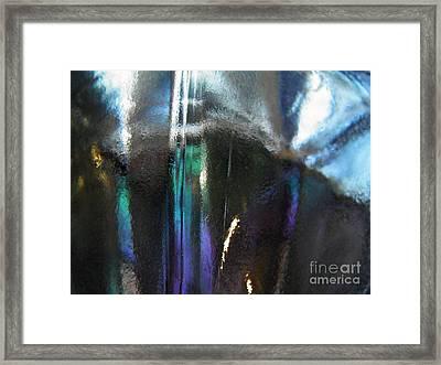 Transparency 4 Framed Print by Sarah Loft