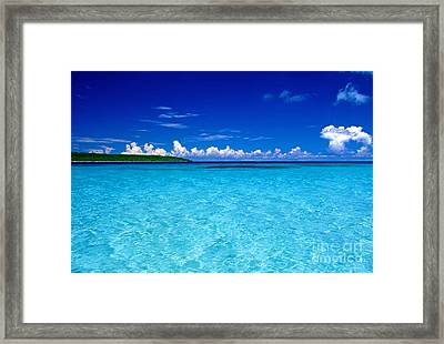 Transparent Interminably Framed Print by Aiolos Greek Collections