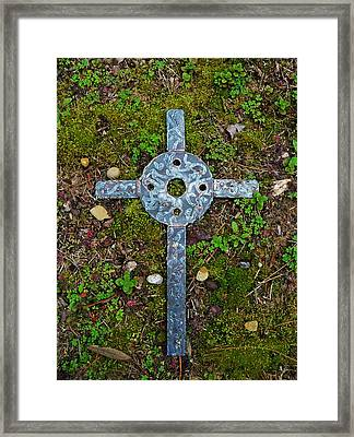 Traveling Light Framed Print by Deborah Montana