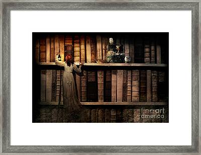 Treasure Hunt Framed Print by Aimee Stewart
