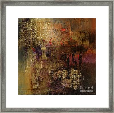 Treasure Framed Print by Melody Cleary