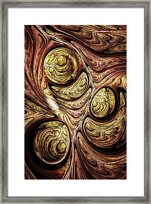 Tree Of Life Framed Print by Anastasiya Malakhova