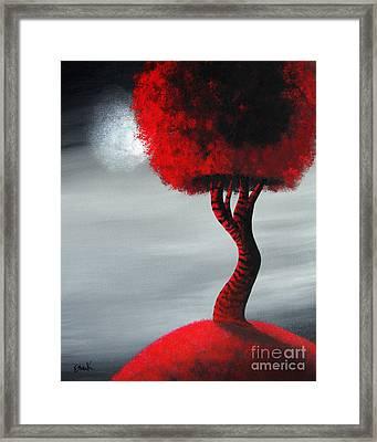 Tree Of Life By Shawna Erback Framed Print by Shawna Erback