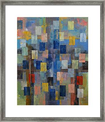 Trinity Framed Print by Michael Creese