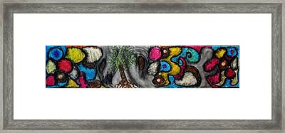 Tropical Framed Print by Brenda Chapman