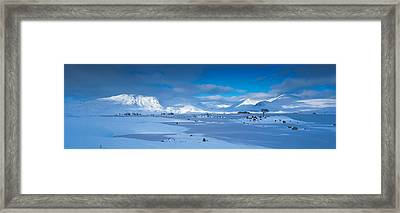 Trossachs National Park Scotland Uk Framed Print by Panoramic Images