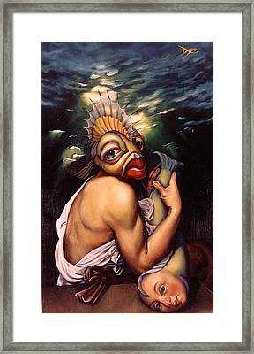 True Love Framed Print by Patrick Anthony Pierson