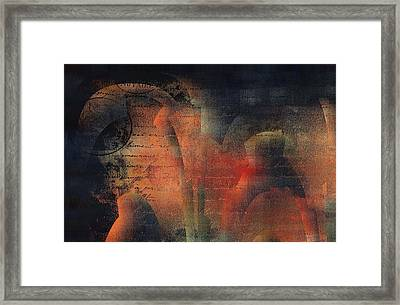 Tubulence - S03ac01 Framed Print by Variance Collections