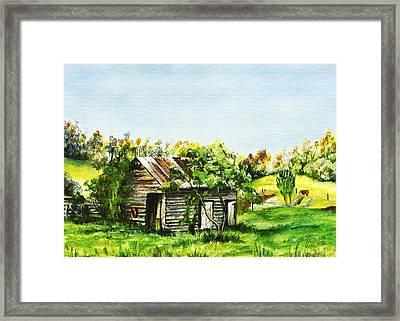 Tuchekoi Framed Print by Lynne Wilson
