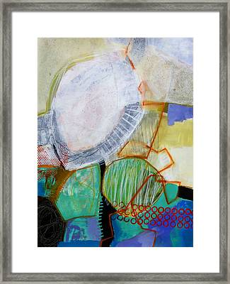 Tumble Down 2 Framed Print by Jane Davies