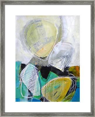Tumble Down 4 Framed Print by Jane Davies