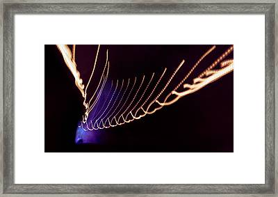 Tunnel 101 Framed Print by Janice Sullivan
