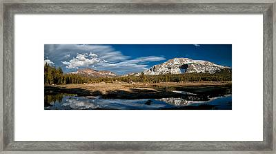Tuolumne Meadows Framed Print by Cat Connor