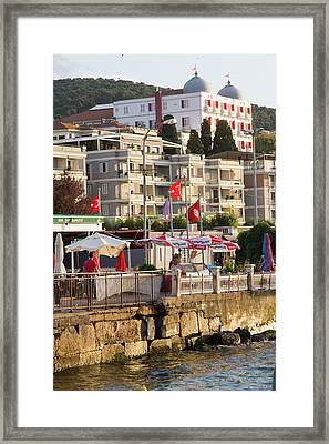 Turkey, Prince Islands Or Princes' Framed Print by Emily Wilson