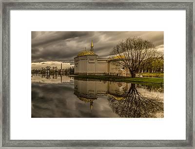 Turkish Bath Framed Print by Ludmila Nayvelt