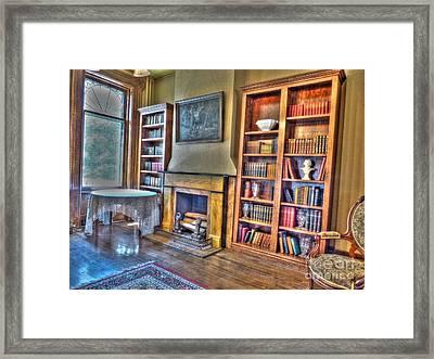 Turner Dodge House Framed Print by MJ Olsen