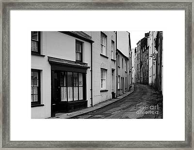 Turning Back Framed Print by Wilton Photography