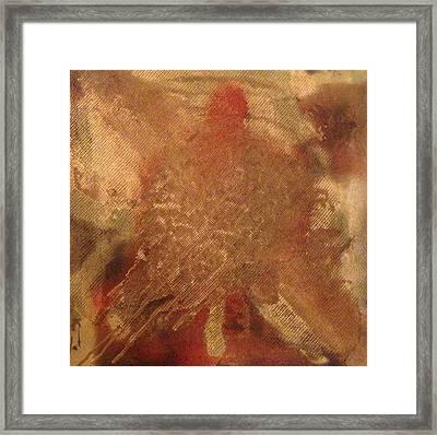 Turtle Framed Print by Jayne Allison