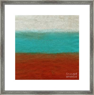 Tuscan Framed Print by Linda Woods