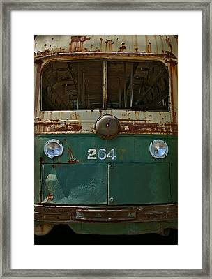 Twenty-six Forty-seven Framed Print by Murray Bloom