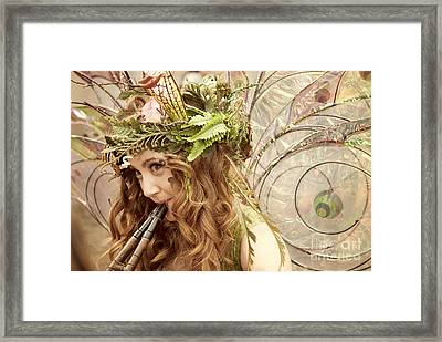 Twig The Fairy  Framed Print by Juli Scalzi
