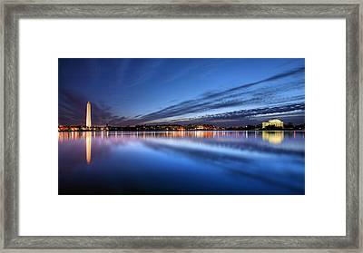 Twilight  Framed Print by JC Findley