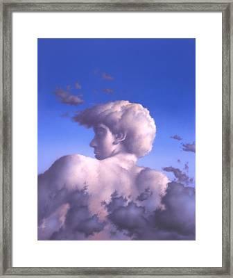 Twilight Framed Print by Jerry LoFaro