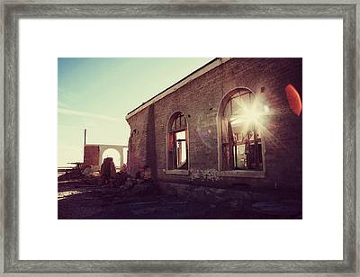 Twinkle Twinkle Framed Print by Laurie Search