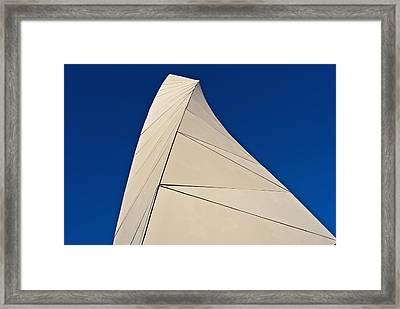Twist Framed Print by Don Durante Jr
